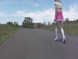 Hello Kitty skirt Waterworks